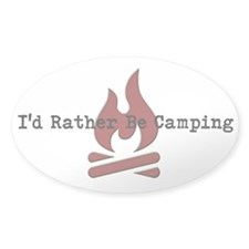 Cute Camp Decal