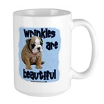Large Bulldog Mug -