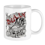 Bulldog Mug - Brickwall Bully