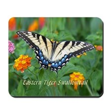 Butterfly Mousepad<br>Tiger Swallowtail