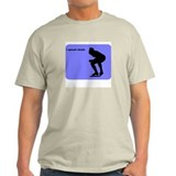 i speed skate Ash Grey T-Shirt