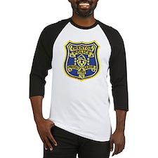 Trenton Police Baseball Jersey