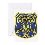 Trenton Police Greeting Cards (Pk of 10)