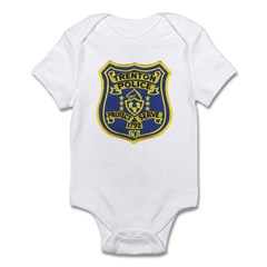 Trenton Police Infant Bodysuit