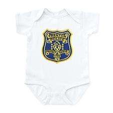Trenton Police Onesie