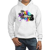 Disco Down - Music Shirt Hoodie