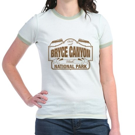 Bryce Canyon Jr. Ringer T-Shirt
