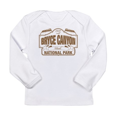 Bryce Canyon Long Sleeve Infant T-Shirt