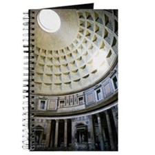 Inside the Pantheon in Rome Italy Journal
