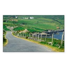 """Country roads in West Cork, I Decal"