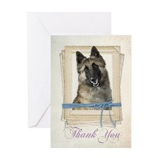 Tervuren Thank You Card