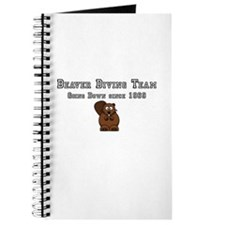 Beaver Diving Team Journal