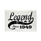 Legend Since 1949 Rectangle Magnet