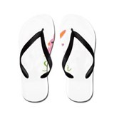Easter Bunny Sofia Flip Flops