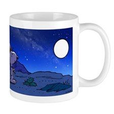 Moon Over Hollywood Mug