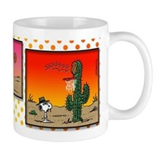 Cactus Basketball Coffee Mug