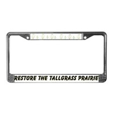 Tallgrass Prairie License Plate Frame