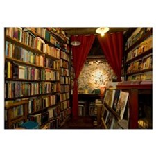 Bookstore, Shakespeare And Company, Paris, Ile-De-