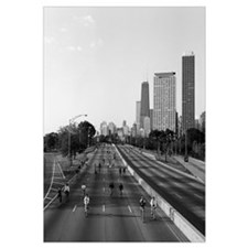 Bike The Drive, Lake shore Drive, Chicago, Cook Co