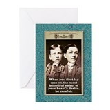 Brothers Jacksonia-Paper Cut Cards (Pk of 20)