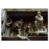 Monument, The Gates Of Hell, Musee Rodin, Paris, I