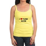 I * Clean Water Ladies Top