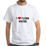 I * Clean Water Shirt