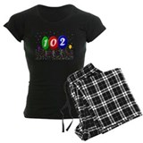 102nd Birthday pajamas