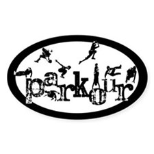 Parkour Decal