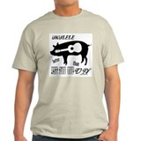 Ukulele Better Than Bacon T-Shirt