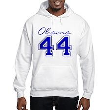 Obama 44 Hoodie