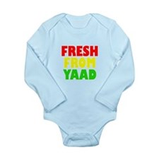 FRESH FROM YAAD RASTA Body Suit