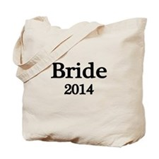 Bride 2014 Tote Bag