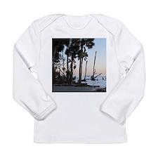 Tropical Beach - Hunting Island, SC Long Sleeve T-