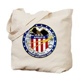 Apollo 16 Tote Bag
