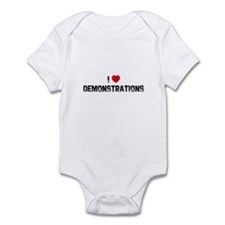 I * Demonstrations Infant Bodysuit