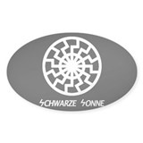 "Black Sun ""Schwarze Sonne"" Decal"