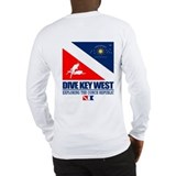 Dive Key West Long Sleeve T-Shirt