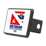 Dive Thailand Hitch Cover