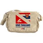 Dive Thailand Messenger Bag