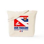 Dive Thailand Tote Bag