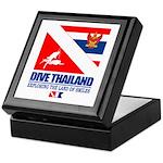 Dive Thailand Keepsake Box