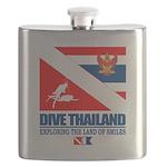Dive Thailand Flask