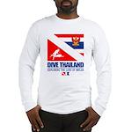 Dive Thailand Long Sleeve T-Shirt