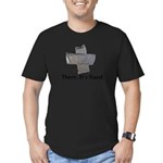 There. It's fixed. Duct Tape Gifts Men's Fitted T-