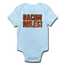 BACON RULES! T shirt Body Suit