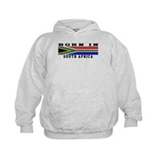 Born In South Africa Hoodie