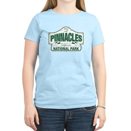 Pinnacles National Park Women's Light T-Shirt
