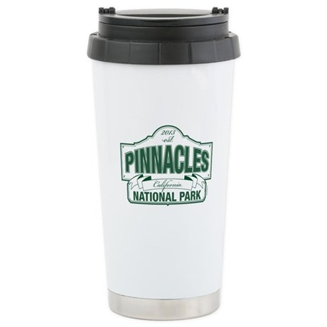 Pinnacles National Park Ceramic Travel Mug