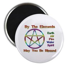 Elemental Blessing Magnet
